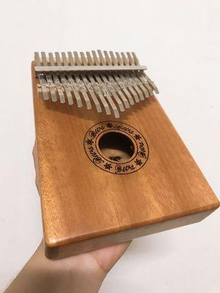 Thumb Piano Musical Instrument