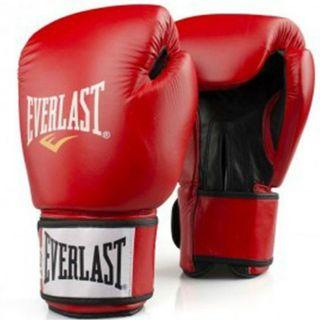 Everlast Boxing gloves Classic Red