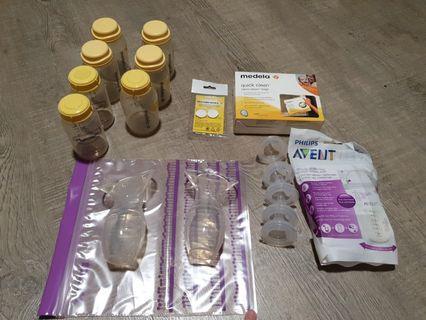 🚚 Nursing and feeding items