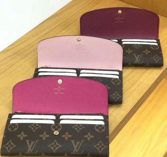 🎁 LV Long Wallet