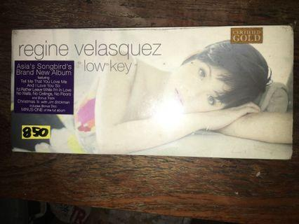 Regine Velasquez Low Key CD OPM