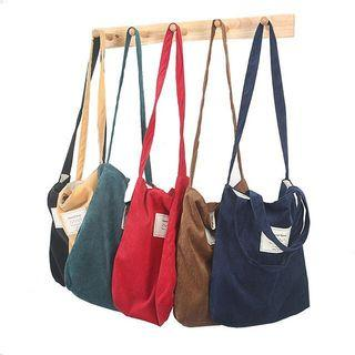 Tote Bag with Adjustable Straps