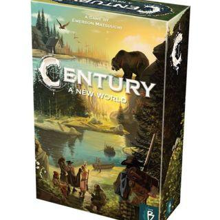 Century New World board game