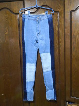 Patches Jegging jeans