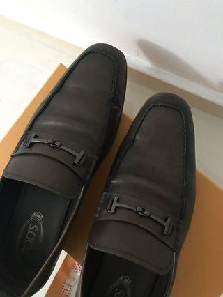 Tods Leather Shoe