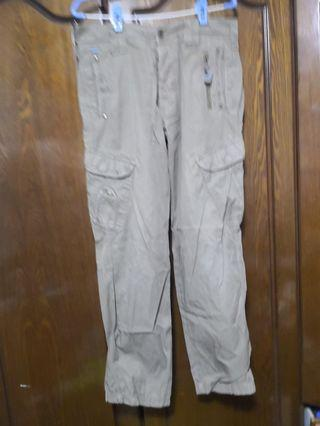 National geographic cargo pants