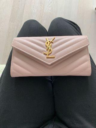 YSL Envelope Wallet