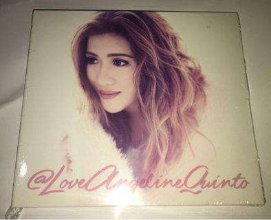 Angeline Quinto @loveangelinequinto CD OPM