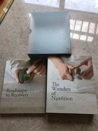 🚚 Pregnancy Books - The Wonders of Nutrition & Roadmaps to Recovery
