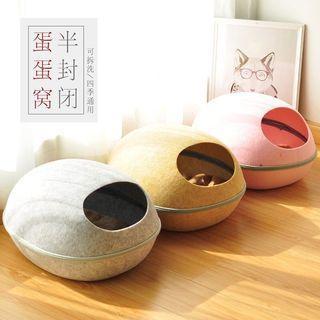 Cat 2-Way Eggshell Bed