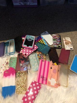 Iphone 5 & 6 Cases BULK
