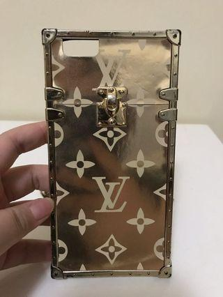 LV louis vitton trunk case for iphone 6+ and 6s+