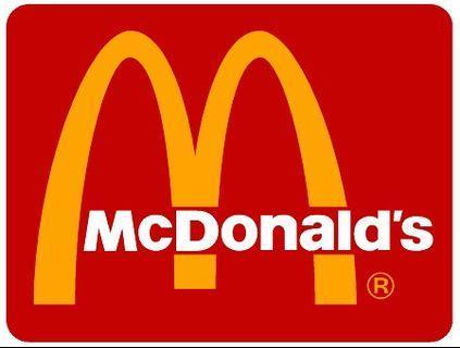 Penghantar Makanan McDonald's [KL-Selangor] - (Elaun Penghantaran+Telefon)