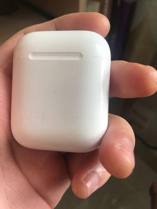 AirPods1右耳+充電盒