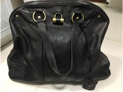 Repriced YSL oversized muse bag
