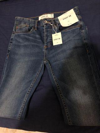 🚚 Topman Jeans BNWT