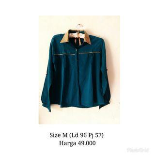 🚫SALE🚫 Tosca Shirt #deffect kotor noda