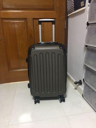20 Inch Expandable Luggage Bag