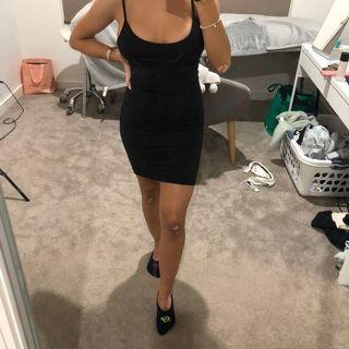 Meshki Mini Dress XS (BNWT)