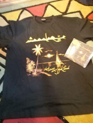 Monoloque tshirt dan cd