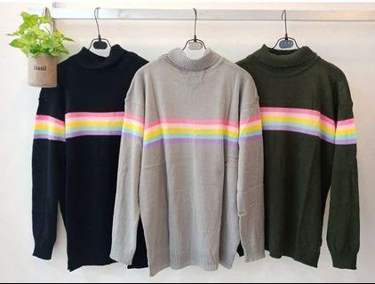 New!! Knit Top Candy