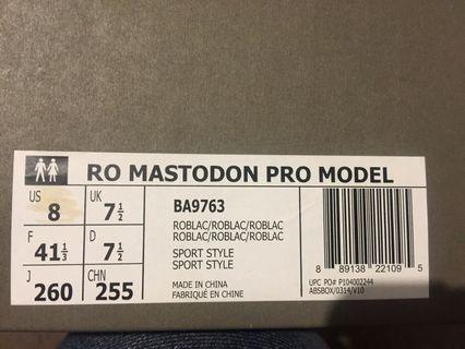 Rick Owen Mastodon Sneakers