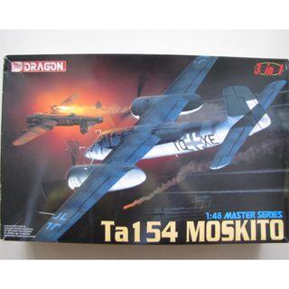 DRAGON 1/48 TA154 MOSKITO