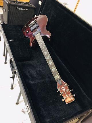 Charvel Guitar w/ Blackstar Amplifier & Hardcase