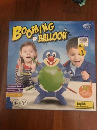 Booming Balloon Game