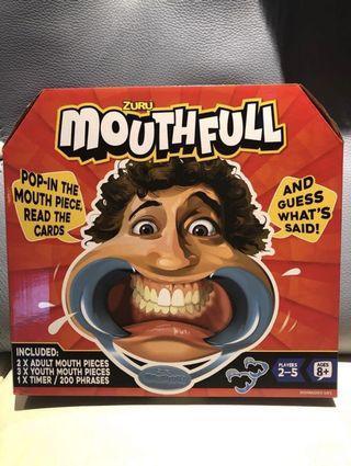 新 Party Game Mouthfull Card game 好笑遊戲