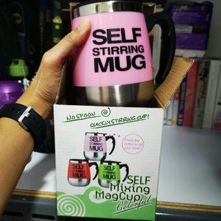 🚚 Self Stirring Mug