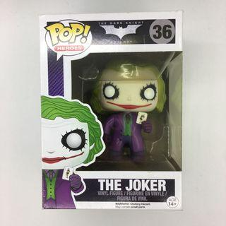 🚚 Joker from Batman Trilogy