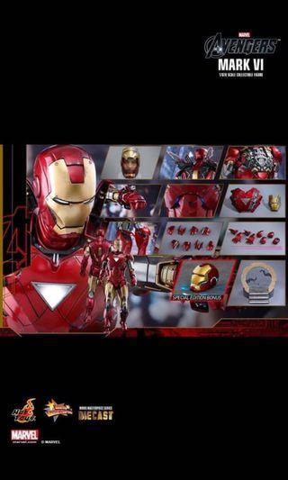 Iron man mark 6