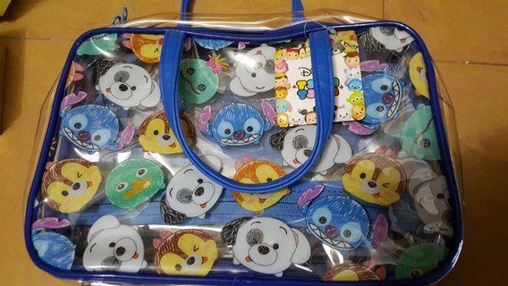 迪士尼TSUM TSUM防水提包