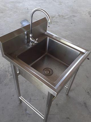 Stainless Steel Sink Basin