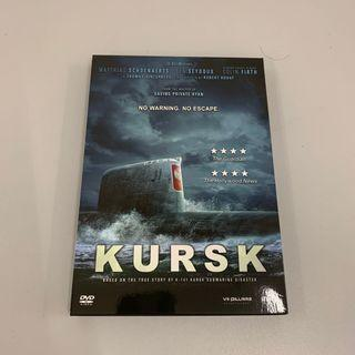 新出 Kursk 電影DVD