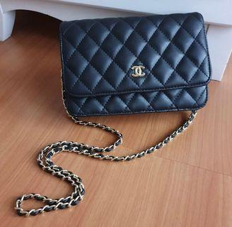 SALE Best seller chanel woc authentic leather vip gift