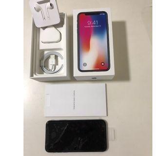 Very Good Condition iPhone X (256 GB)