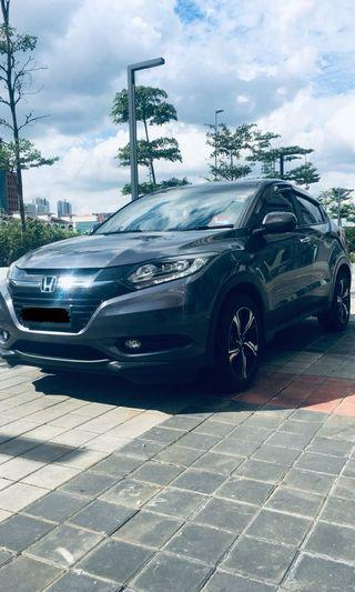 Honda Hrv Available for Rent