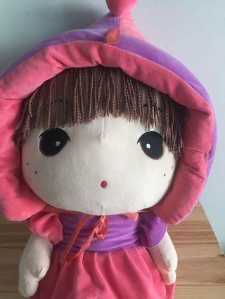 WTS cute girl toy