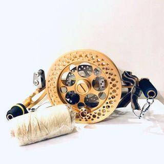 🚚 Luxury Kite Reel