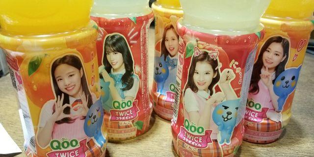 Twice qoo飲品
