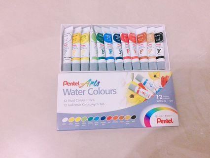 Water Colour 12 colours