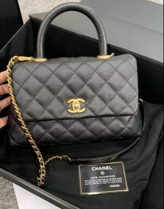 Chanel Coco 9.5 Handle Bag