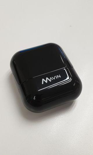 Mavin air-x TWS Bluetooth IEM.