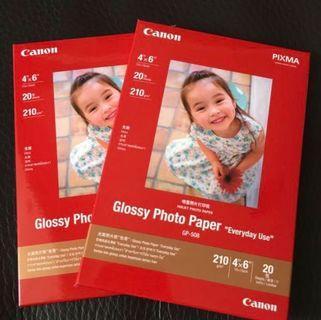 Canon GP-508 4R 經濟相紙套裝