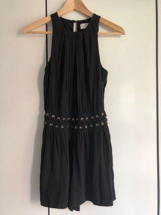 Witchery Black Romper ( Clearing Sales )