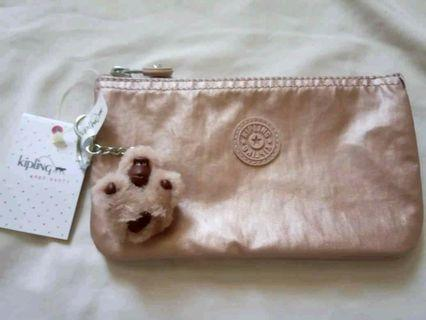 (Negotiable) Brand New Authentic Kipling Pouch
