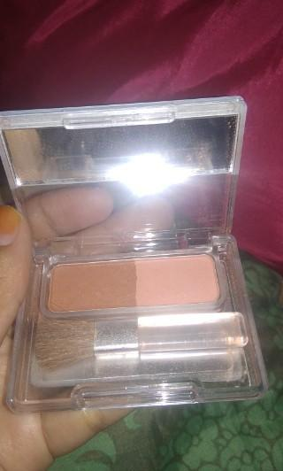 Wardah blush on seri A