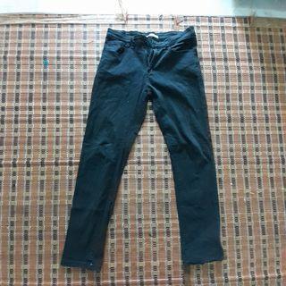 Black jeans skinny